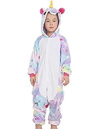 Très Chic Mailanda Pijama niños Unisex Animales Pijama Traje de Noche Kigurumi Noel Halloween Cosplay Disfraz