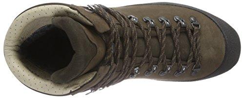 Hanwag Alaska Gtx, Chaussures de Trekking et Randonn&EacuteE Homme Noir (Asche_dark Grey)