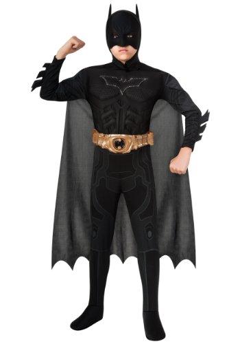 Up Kostüm Light Batman - Child Light Up Batman Fancy Dress Costume Medium
