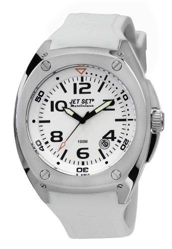 Jet Set Men's Watch Analogue Quartz Rubber J32823Martinique 161