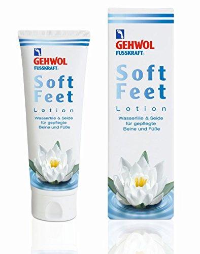 t Feet Lotion, Fußcreme mit Hyaluron, Wasserlilie, 40 ml ()