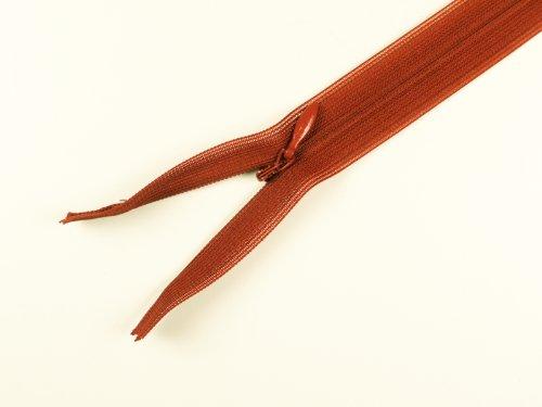 chiusura-lampo-invisibile-spirale-plastica-bordeaux-22cm