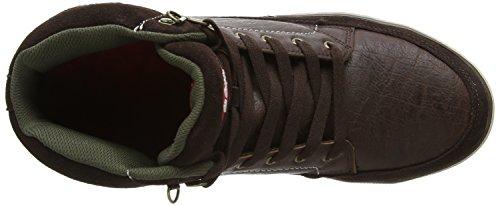 Lee Cooper Workwear Lcshoe086, Chaussures de sécurité Homme Marron (Brown)
