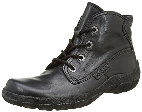 Gabor Shoes Damen Gabor Kurzschaft Stiefel, Schwarz (77 Schwarz), 37 EU