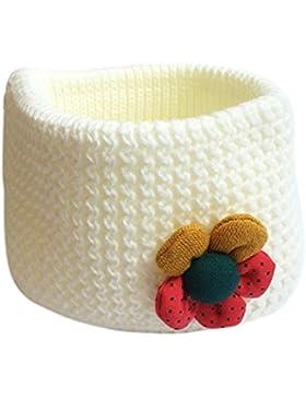 Bufanda de los cabritos,Morwind cuello de punto knit de lana pañuelo invierno pañuelos de anillo O bufandas bebé...