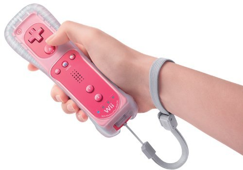 Nintendo Wii Remote Plus, Pink - Bulk packing by Nintendo (Plus Wii Pink Remote)