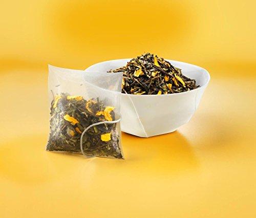 Tchibo Tee Selection Weißer Tee Minjiang 18 feinporige Teebeutel