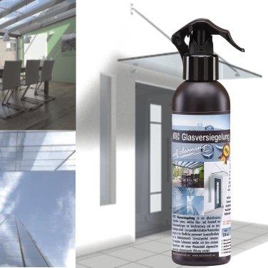 NTSC selbstreinigende Glasversiegelung - Nanoversiegelung Glas (Aussenbereich) (100 ml)