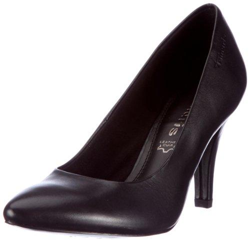 Tamaris 1-1-22428-28 Damen Pumps Schwarz (Black 001)