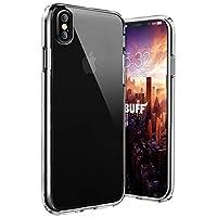 Buff BF08612 iPhone X Air Hybrid Kılıf Şeffaf
