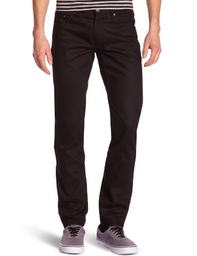 Cheap Monday Herren Jeans Slim Schwarz (Black Black)