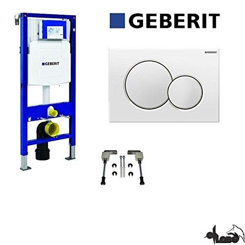 Preisvergleich Produktbild Geberit Duofix UP320 111.300.00.5 inkl. Bausatz 111.815.00.1, Sigma01 Betätigung