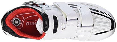 Shimano Chaussures vélo pour femme chaussures de course SH de wr42l Noir - Multicolore