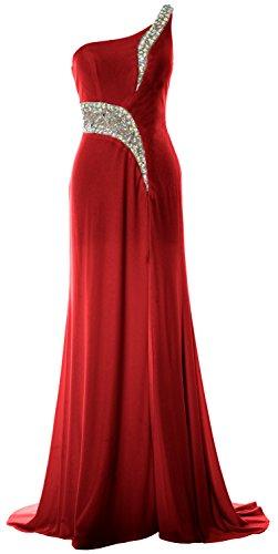 MACloth -  Vestito  - Donna rosso 60