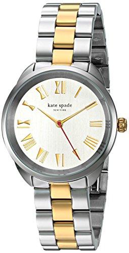 Kate Spade Femme 34mm Bracelet Acier Inoxydable Quartz Montre KSW1062