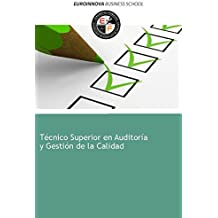 Libro de Técnico Superior en Auditoría y Gestión de la Calidad (Titulación Universitaria)
