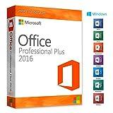 Microsoft Office Professional Plus 2016 Mit dem neuen Office behalten Sie jetzt besser denn je zuvor die Übersicht über Ihre Arbeit und persönlichen Aufgaben. Notizen und Dateien schnell und einfach freigeben. Versenden Sie einen Link oder verwenden ...