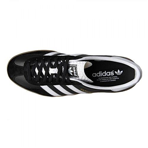 adidas Gazelle Indoor, Baskets homme Multicolore (nero/bianco)