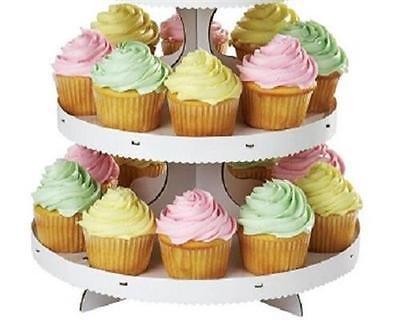 Muffinständer Cupcake stand Cupcake-Ständer Törtchen Servierplatte