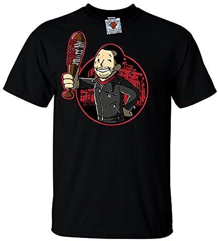 Bullshirt - T-shirt - Col Chemise Classique - Homme - noir - X-Large