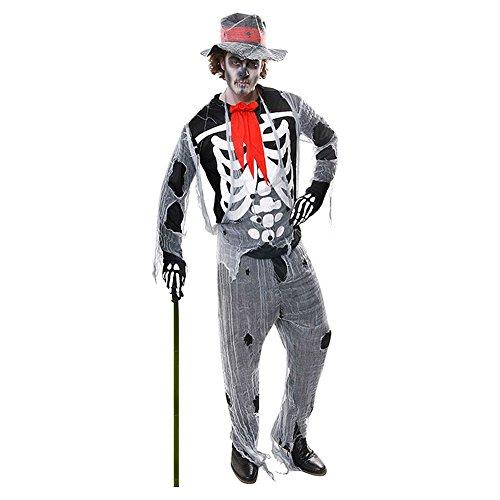 Voodoo Mann Kostüm (Voodoo Kostüm Männer)