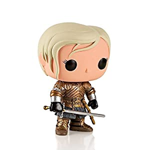 POP Game of Thrones Brienne of Tarth Vinyl Figure