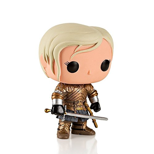 POP Game of Thrones Brienne of Tarth Vinyl Figure