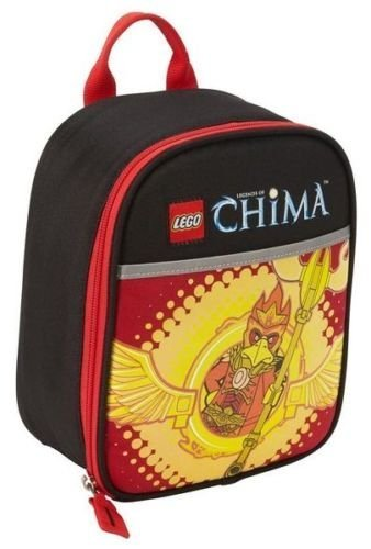 Lego Lunch Bag Legends of Chima Insulated Loop Strap