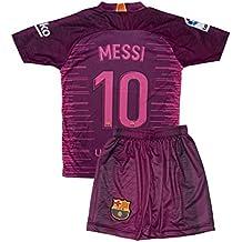 26bfb68dad2a13 ATB Barcelona  10 Messi 2018 19 Auswärts Kinder Trikot und Hose