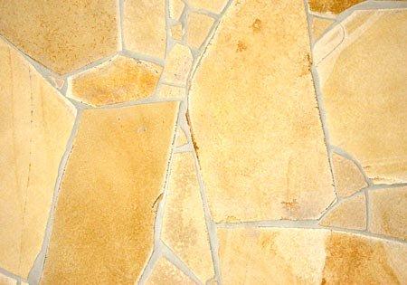Solnhofener Natursteinplatten -polygonal- für Böden, Dicke ca. 13-19 mm