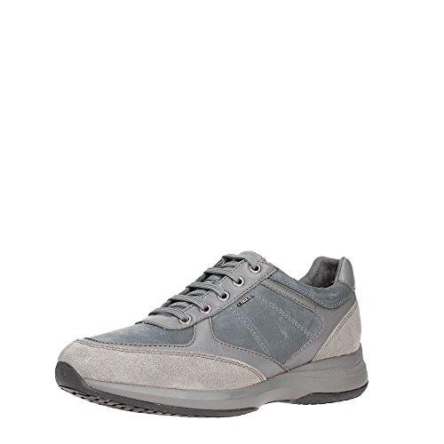 Geox U5471B03343C4263 Sneakers Uomo Grigio Elección En Línea Barato xsAz4r6o