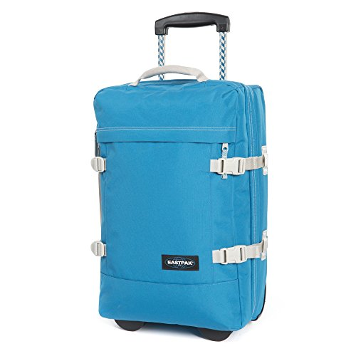 Eastpak Tranverz S Bagage Cabine, 55 cm, 42 L, Side Blue