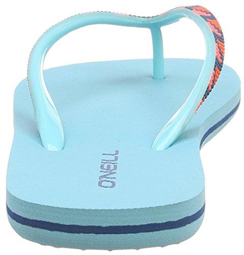 O'Neill Fw Moya Strap Damen Zehentrenner Blau (Aruba Blue 5029)