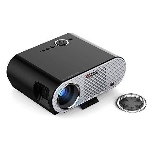 UNIC Vivibright GP90 Portable Projector LED LCD 3200 Lumens 1280*800 Support 1080P HDMI USB Input