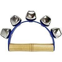 A-STAR BEL05P Glockenkranz (Kunststoff, 5 Schellen) Lila
