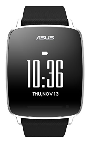Asus VivoWatch (3,3 cm (1,3 Zoll) Touch Display, Bluetooth 4.0, 10 Tage...