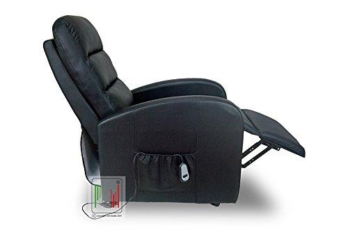 Stil sedie poltrona reclinabile relax alzapersona automatica con