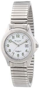 Regent - 12310149 - Montre Femme - Quartz Analogique - Bracelet Acier Inoxydable Argent