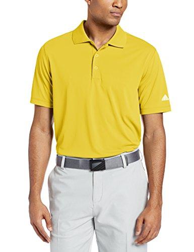 adidas Herren Poloshirt rot rot Vivid Yellow