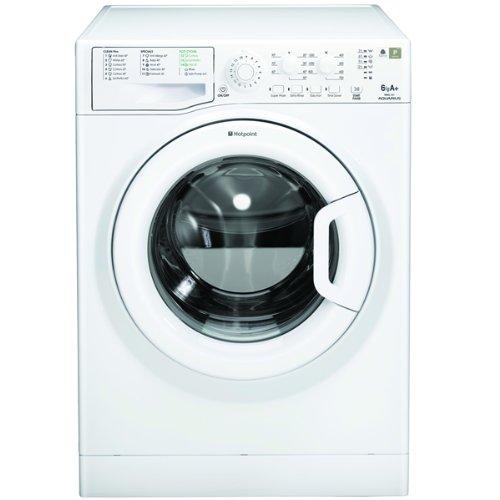 Hotpoint WMAL621P Aquarius 6kg Freestanding Washing Machine in White