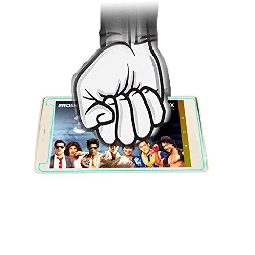 Acm Tempered Glass Screenguard for Micromax Canvas Plex Tab Screen Guard Scratch Protector