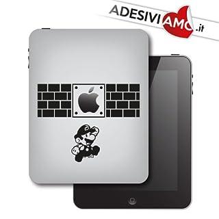 Adesiviamo Aufkleber Supermario per iPad e iPad mini