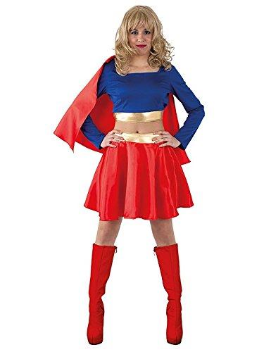 Imagen de disfraz superwoman  único, s