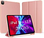 "A-BEAUTY Smart Case for iPad Pro 12.9"" 2020 with [Pencil Ho"