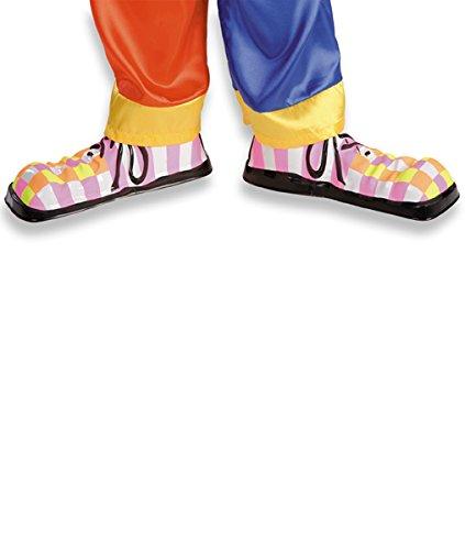 LIBROLANDIA 05065 Copriscarpe clown per bambino in busta ()
