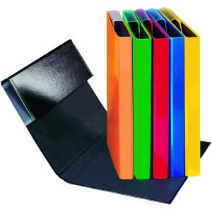 Pagna Heftbox A4 Pappe farbig sortiert