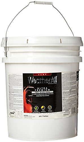 Weatherall latex paint formula book