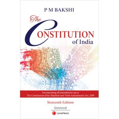 Constitution of India (Pkt.Size)