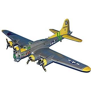ARUNDEL SERVICES EU 1:33 DIY 3D Boeing B-17G fliegendes Festungsflugzeug Papiermodell Papierflieger Puzzle Spiel DIY Modellflugzeuge