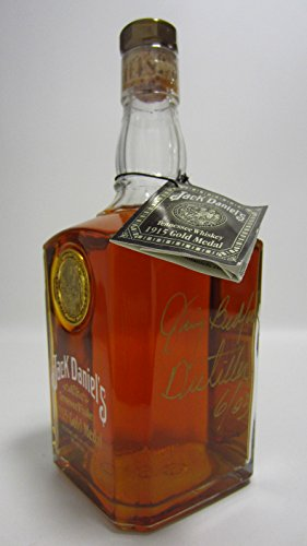 jack-daniels-1915-gold-medal-signed-by-jimmy-bedford-whisky